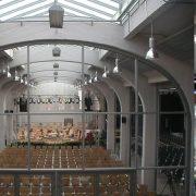 Gempt-Halle in Lengerich