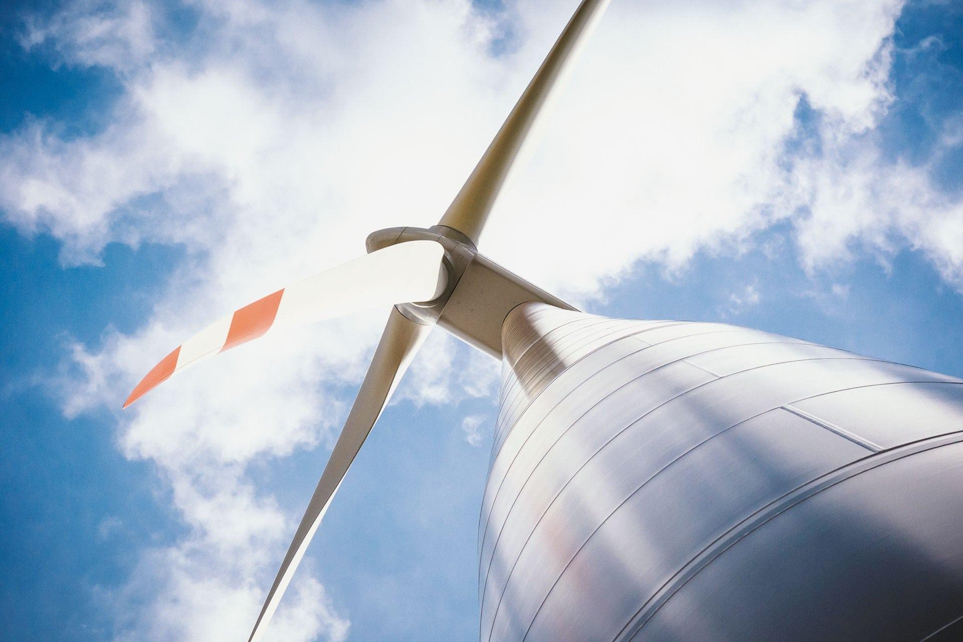 Windenergie und Schall